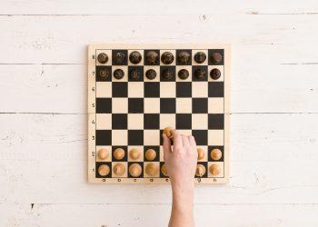 Šachovnica.